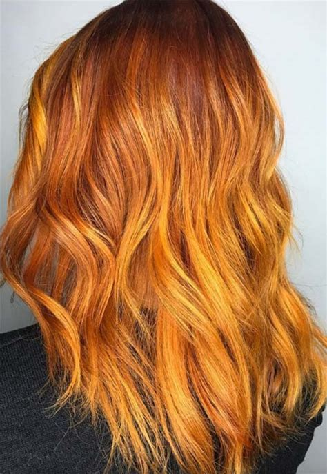color of copper 50 copper hair color shades to swoon fashionisers