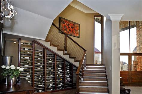 under stair case wine cooler 20 eye catching under stairs wine storage ideas
