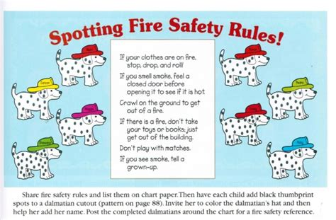 kitchen fire safety bulletin board myclassroomideas com 22 best images about themes national safety month on
