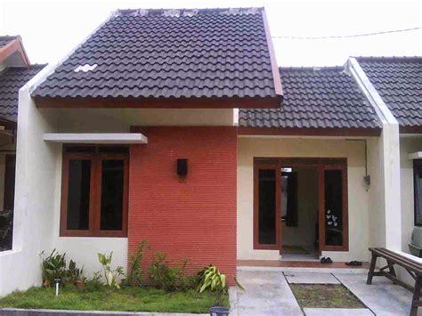 desain rumah sederhana type  gambar desain model rumah minimalis