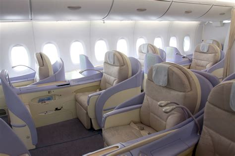 Qantas A380 Interior by Airbus A380 800 High Capacity Airliner