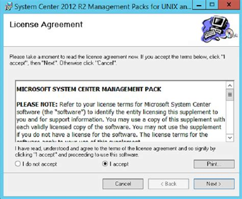 install agent and certificate on unix and linux computers opsmgr 2012 r2 unix and linux agent installation getting