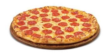 Pizza Zesty Pepperoni