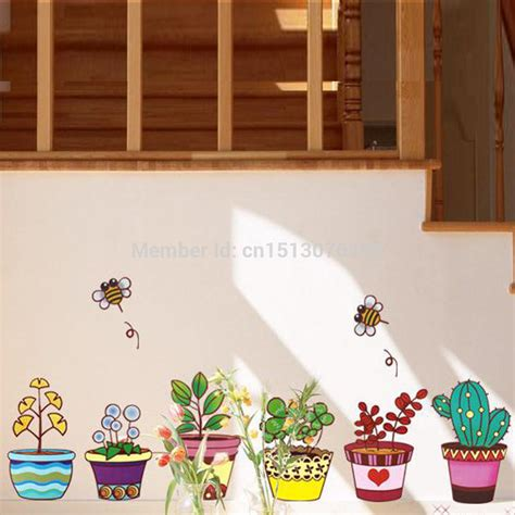 wall sticker wholesale buy wholesale garden wall stickers from china