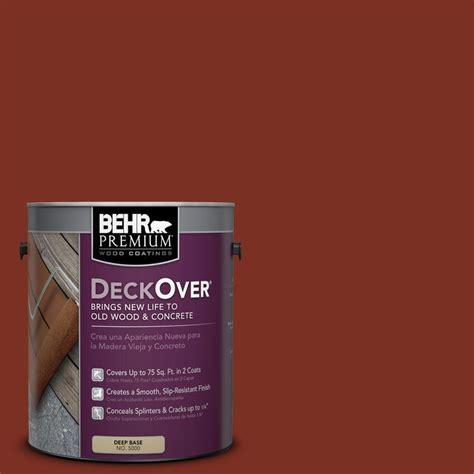 behr deckover reviews behr premium textured deckover 1 gal sc 330 redwood wood