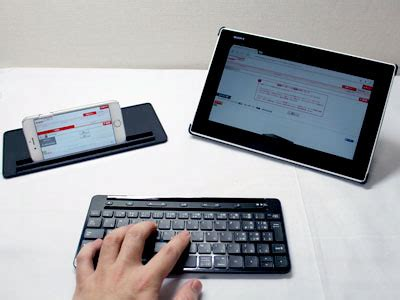 Microsoft P2z 試用レポート マイクロソフト universal mobile keyboard