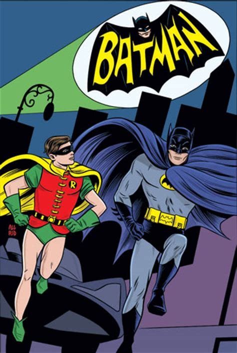 imagenes batman retro dc s retro batman 66 takes digital comics into the future