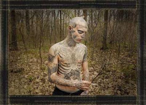 full body tattoo zombie full body zombie tattoos rick zombie