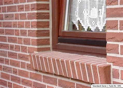 Klinker Fensterbank by Delport Liebe Zum Detail Bilder Verblendern Und