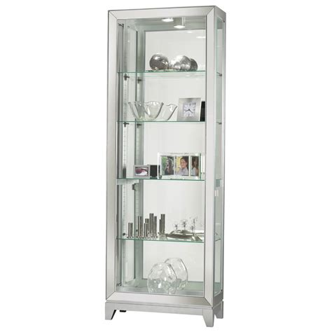 Howard Miller Cabinets by Howard Miller Shayne Curio Display Cabinet 680590