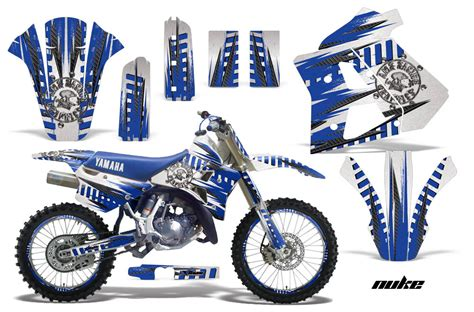 Yamaha Sticker Kits Australia by Yamaha Motocross Graphic Sticker Kit Yamaha Mx Wr250x