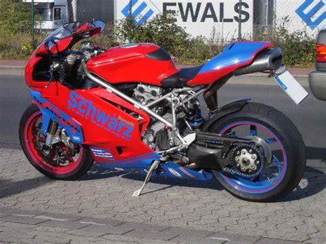 Ducati Motorrad Schwarz by 999 Mit Einarmschwinge Ducati 749 999 Ducati1 Forum