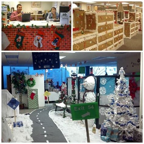 decorating your cubicle for christmas the most creative ways to decorate your office cubicle for
