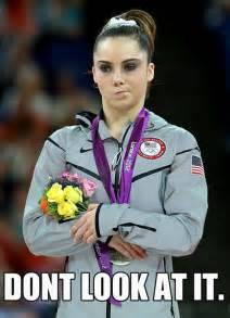 Gymnast Meme - london olympics the hilarious memes of gymnast mckayla