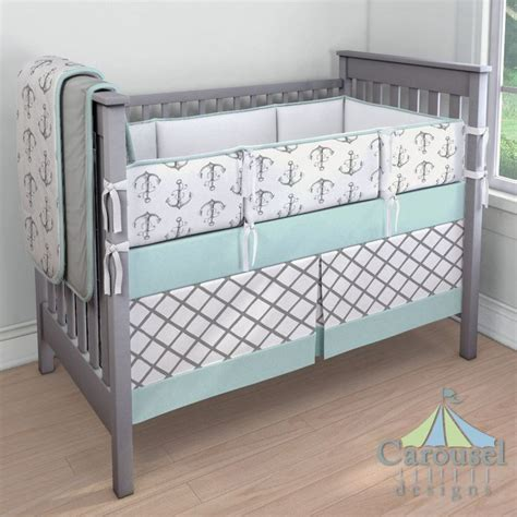 1000 Images About Custom Bedding Ideas Inspiration On Solid Grey Crib Bedding