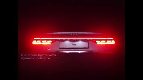 Audi A8 R Ckleuchten by Novo Audi A8 Backlight