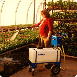 Container Gardening Forum - dramm watercart portable watering system