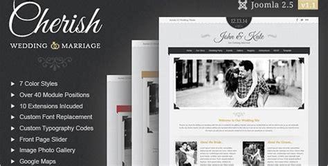 wedding joomla template 19 wedding joomla templates free premium themes
