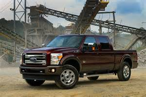 Ford F250 2015 2015 Ford F 250 Reviews And Rating Motor Trend