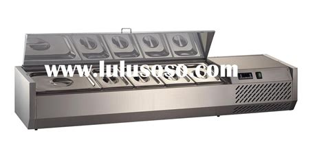 countertop prep cooler refrigerated counter refrigerated counter manufacturers