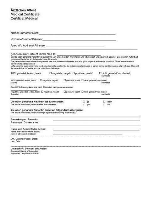 Kostenlose Vorlage Medikamentenplan 196 Rztliches Attest Auslandsaufenthalt Kostenlose Vorlagen Arztpraxis Teramed