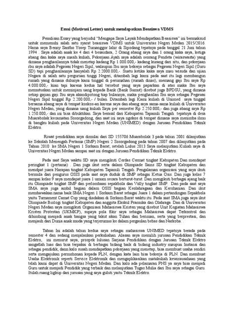 membuat essay lpdp contoh essay yang lolos lpdp surpriz menu