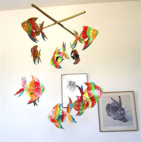 Fish Mobile For Crib by 8 Best Images About Fish Mobile On Fish Mobile