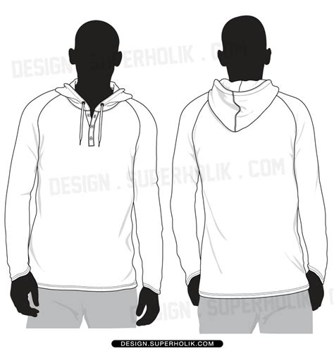 hoodie template hooded sweatshirt template www pixshark images