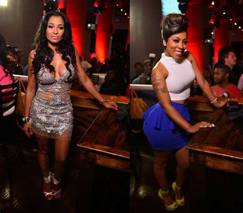 Love And Hip Hop Atlanta Kmichelle Argues With Kirk | love hip hop atlanta k michelle and karlie redd have