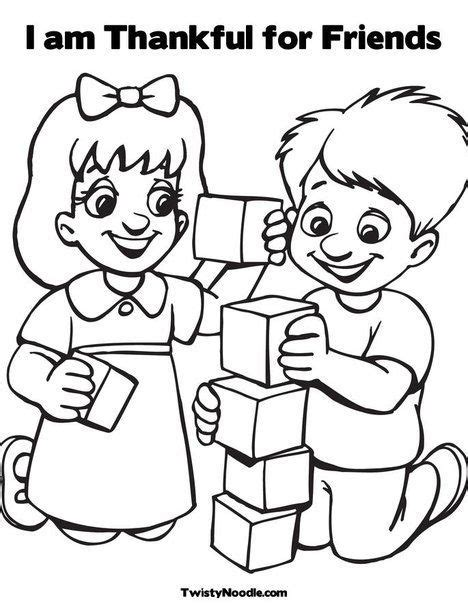 good preschool coloring pages friendship coloring pages for preschool friends coling