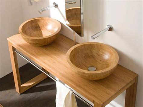 badkamertablet wastafel houten wastafel badkamers voorbeelden