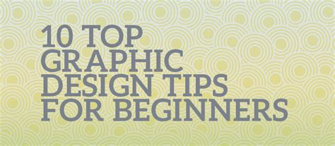 Best Graphic Design Tips | 10 top graphic design tips for beginners elearning brothers