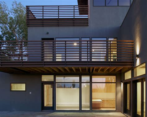 Paint Color For Family Room by Modern Exterior Design With Kalwall Panels And Exciting
