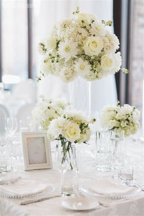 Wedding Boutique Flowers by Our Wedding Flowers Were Featured In Wedding