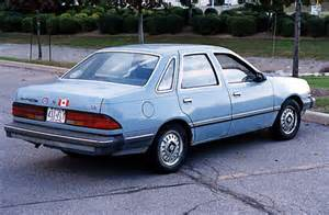 1986 Ford Tempo 301 Moved Permanently