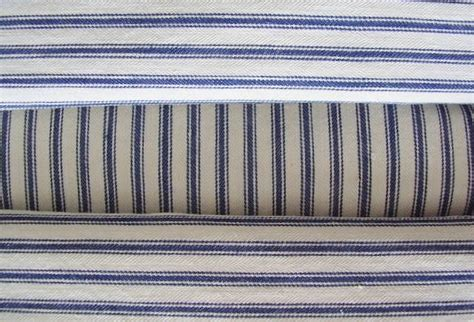 Mattress Ticking by Did You That Fashioned Striped Mattress Ticking