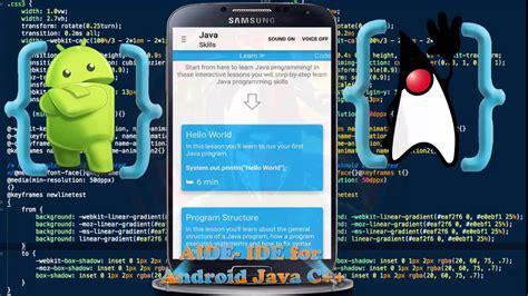 Android Pemrograman Aplikasi Mobile Smartphone 5 software terbaru belajar pemrograman android yang wajib dicoba