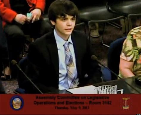 Riley Roberts, Nevada Teen, Delivers Gay Marriage Speech