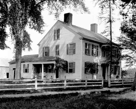 the allen house william allen house agawam mass lost new england