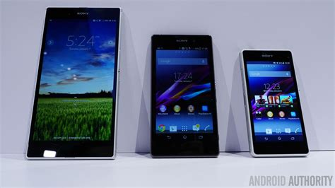 Hp Sony Xperia Z Mini why is bigger always better most android oems still don t