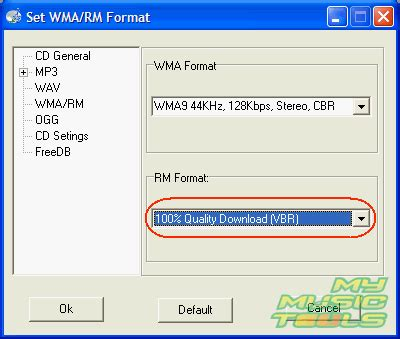 best format for cd quality how do i rip audio cd to rm format cd to rm converter