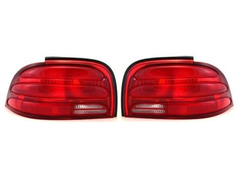 Mustang Tail Light Assembly Kit 94 95 Lmr Com