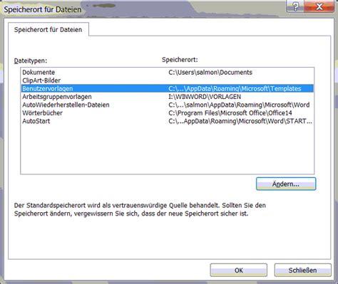 Dokumentenverwaltung Organice Knowledge Base Appdata Roaming Microsoft Templates