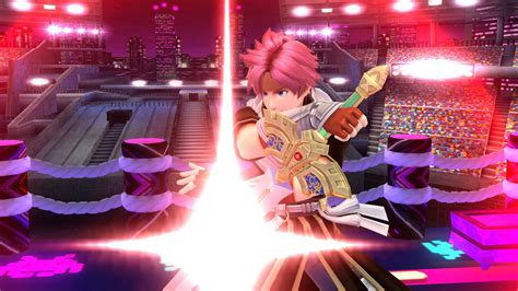 Natsu Dragneel Roy V1 1 Super Smash Bros For Wii U