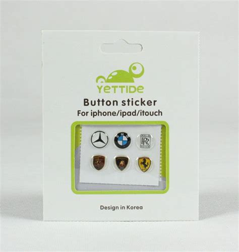 Home Button Iphone Tombol Stiker Glossy found on caetsycom bed mattress sale
