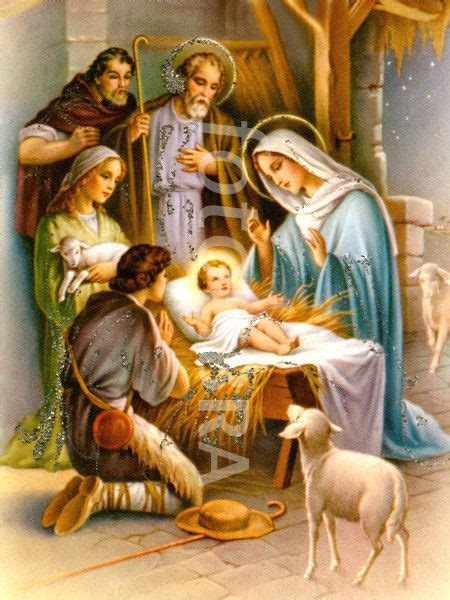christmas wishes  christmas nativity scene vintage christmas cards christmas blessings