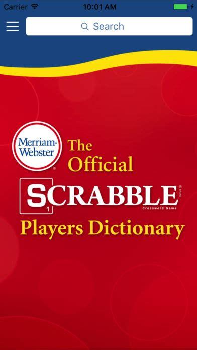 scrabble dictionary scrabble dictionary app store apps