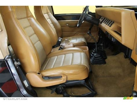 Yj Interior by 1993 Jeep Wrangler Interior Pictures