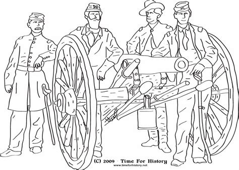 battle coloring pages civil war pages coloring pages