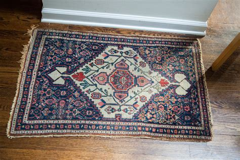 small mats rugs antique senneh rug 1637 westchester ny rugs